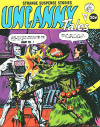 Cover Thumbnail for Uncanny Tales (Alan Class, 1963 series) #135