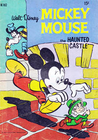 Cover Thumbnail for Walt Disney's Mickey Mouse (W. G. Publications; Wogan Publications, 1956 series) #162