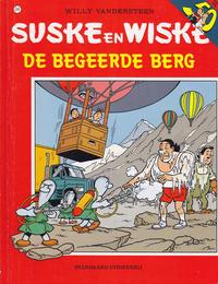 Cover Thumbnail for Suske en Wiske (Standaard Uitgeverij, 1967 series) #244 - De begeerde berg