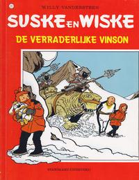 Cover Thumbnail for Suske en Wiske (Standaard Uitgeverij, 1967 series) #251 - De verraderlijke Vinson