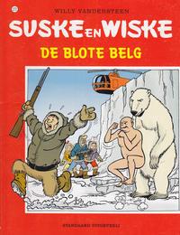Cover Thumbnail for Suske en Wiske (Standaard Uitgeverij, 1967 series) #272 - De blote Belg