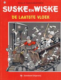Cover Thumbnail for Suske en Wiske (Standaard Uitgeverij, 1967 series) #279 - De laatste vloek