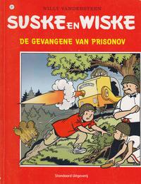Cover Thumbnail for Suske en Wiske (Standaard Uitgeverij, 1967 series) #281 - De gevangene van Prisonov
