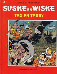 Cover Thumbnail for Suske en Wiske (Standaard Uitgeverij, 1967 series) #254 - Tex en Terry