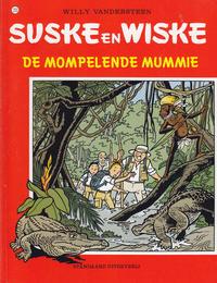 Cover Thumbnail for Suske en Wiske (Standaard Uitgeverij, 1967 series) #255 - De mompelende mummie