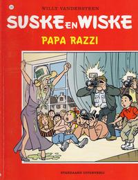 Cover Thumbnail for Suske en Wiske (Standaard Uitgeverij, 1967 series) #265 - Papa Razzi