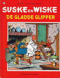 Cover Thumbnail for Suske en Wiske (Standaard Uitgeverij, 1967 series) #149 - De gladde glipper