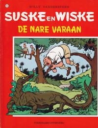 Cover Thumbnail for Suske en Wiske (Standaard Uitgeverij, 1967 series) #153 - De nare Varaan