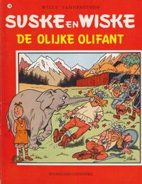 Cover Thumbnail for Suske en Wiske (Standaard Uitgeverij, 1967 series) #170 - De olijke olifant