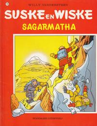 Cover Thumbnail for Suske en Wiske (Standaard Uitgeverij, 1967 series) #220 - Sagarmatha