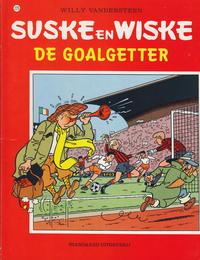 Cover Thumbnail for Suske en Wiske (Standaard Uitgeverij, 1967 series) #225 - De goalgetter