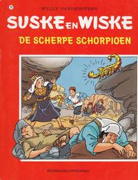 Cover Thumbnail for Suske en Wiske (Standaard Uitgeverij, 1967 series) #231 - De scherpe schorpioen