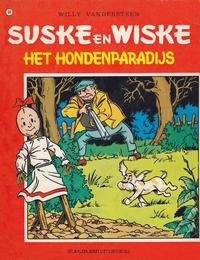 Cover Thumbnail for Suske en Wiske (Standaard Uitgeverij, 1967 series) #98 - Het hondenparadijs