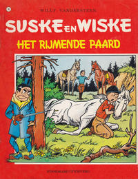 Cover Thumbnail for Suske en Wiske (Standaard Uitgeverij, 1967 series) #96 - Het rijmende paard
