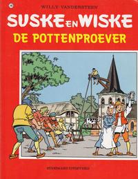 Cover Thumbnail for Suske en Wiske (Standaard Uitgeverij, 1967 series) #240 - De pottenproever