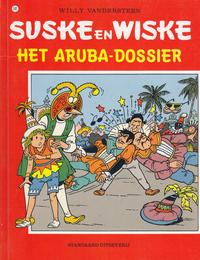 Cover Thumbnail for Suske en Wiske (Standaard Uitgeverij, 1967 series) #241 - Het Aruba-dossier