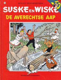 Cover Thumbnail for Suske en Wiske (Standaard Uitgeverij, 1967 series) #243 - De averechtse aap