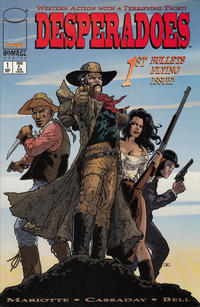 Cover Thumbnail for Desperadoes (Image, 1997 series) #1 [First Printing]