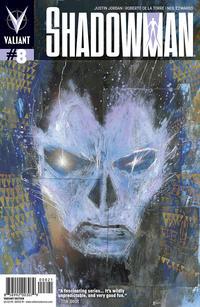 Cover Thumbnail for Shadowman (Valiant Entertainment, 2012 series) #8 [Cover B - David Mack]