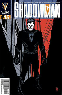 Cover Thumbnail for Shadowman (Valiant Entertainment, 2012 series) #15 [Cover B - Mike Allred]