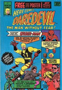 Cover Thumbnail for Daredevil (Newton Comics, 1976 ? series) #1