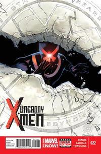 Cover Thumbnail for Uncanny X-Men (Marvel, 2013 series) #22