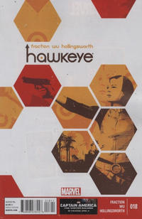 Cover Thumbnail for Hawkeye (Marvel, 2012 series) #18