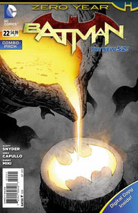Cover Thumbnail for Batman (DC, 2011 series) #22 [Combo-Pack]