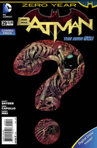 Cover Thumbnail for Batman (DC, 2011 series) #29 [Combo-Pack]