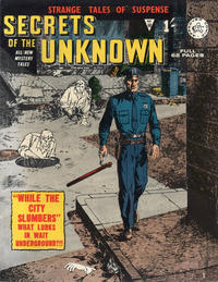 Cover Thumbnail for Secrets of the Unknown (Alan Class, 1962 series) #18