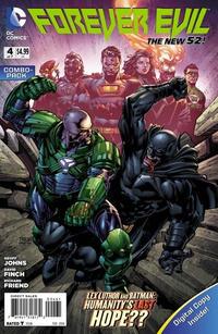 Cover Thumbnail for Forever Evil (DC, 2013 series) #4 [Combo-Pack]