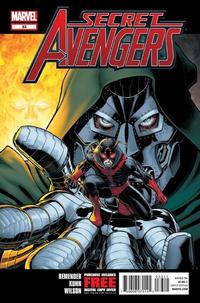 Cover Thumbnail for Secret Avengers (Marvel, 2010 series) #33
