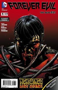 Cover Thumbnail for Forever Evil (DC, 2013 series) #6 [Combo-Pack]