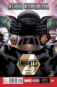 Cover Thumbnail for Mighty Avengers (Marvel, 2013 series) #9