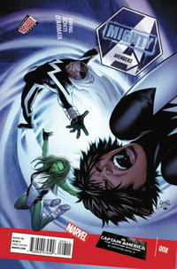 Cover Thumbnail for Mighty Avengers (Marvel, 2013 series) #8