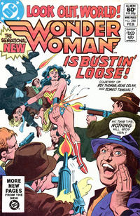 Cover for Wonder Woman (DC, 1942 series) #288 [Direct]