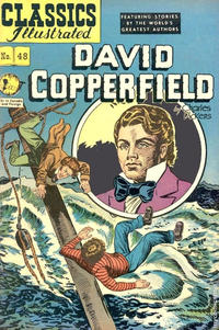 Cover Thumbnail for Classics Illustrated (Gilberton, 1947 series) #48 [HRN 64] - David Copperfield