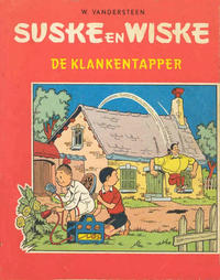 Cover Thumbnail for Suske en Wiske (Standaard Uitgeverij, 1947 series) #43 - De klankentapper