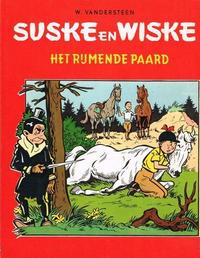 Cover Thumbnail for Suske en Wiske (Standaard Uitgeverij, 1947 series) #48 - Het rijmende paard