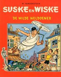 Cover Thumbnail for Suske en Wiske (Standaard Uitgeverij, 1947 series) #44 - De wilde weldoener