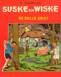Cover Thumbnail for Suske en Wiske (Standaard Uitgeverij, 1947 series) #66 - De Dulle Griet