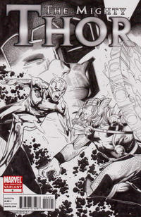 Cover Thumbnail for The Mighty Thor (Marvel, 2011 series) #4 [Second Printing]