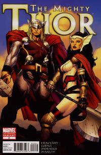 Cover Thumbnail for The Mighty Thor (Marvel, 2011 series) #2 [Second Printing]