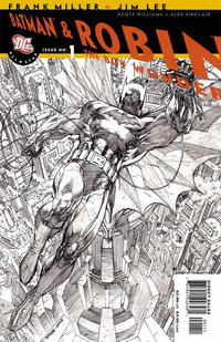 Cover Thumbnail for All Star Batman & Robin, the Boy Wonder (DC, 2005 series) #1 [Retailer Incentive Cover]