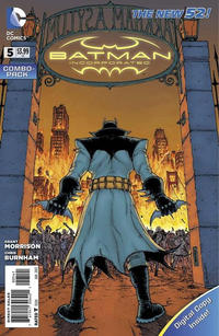 Cover Thumbnail for Batman Incorporated (DC, 2012 series) #5 [Combo-Pack]