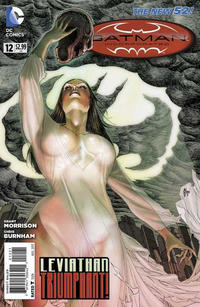 Cover Thumbnail for Batman Incorporated (DC, 2012 series) #12 [Guillem March Cover]