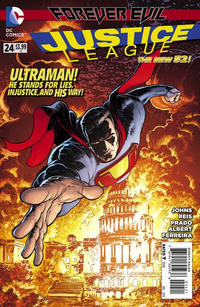 Cover Thumbnail for Justice League (DC, 2011 series) #24 [Aaron Kuder cover]
