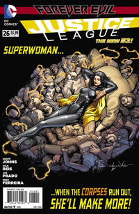 Cover Thumbnail for Justice League (DC, 2011 series) #26 [Aaron Kuder Cover]