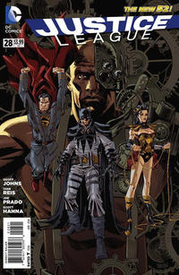 Cover Thumbnail for Justice League (DC, 2011 series) #28 [Dan Panosian Steampunk Variant]