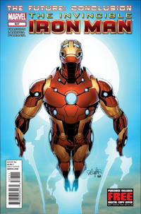 Cover Thumbnail for Invincible Iron Man (Marvel, 2008 series) #527